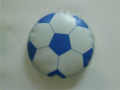 Liquid heat packs (football) / hand warmer / reusable / winter promotion / gift / giveaways