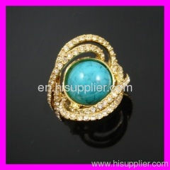 gold jewelry ring fallon ring Chinese ring ring supplier