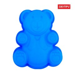 Silicone Bear Cake Mould (SP-SB071)