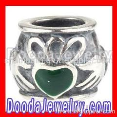 Silver European Charms Beads Wholesale