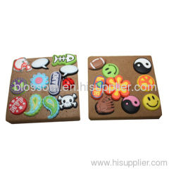 Color Push Pins pvc push pin