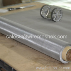 stainless steel woven filter mesh