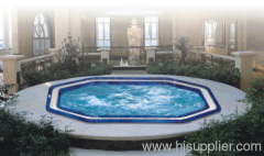 hydro air spa ;commercial spas for hotel;official spas