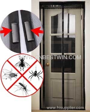 MAGIC MESH HANDS FREE SCREEN DOOR AS SEEN ON TV From China Manufacturer    Ningbo Bestwin Industrial Co., Ltd.