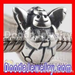 European Angel Charms Sterling silver