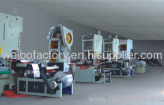 Foshan Weibo Aluminium Foil Product Mould Machinery Factory