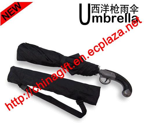 Folding Gun Umbrella