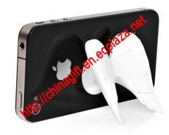 On Angels Wings - Wing Shaped Phone Stand