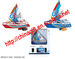 2.4G Iphone Radio Control Sailboat