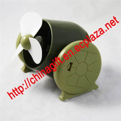 USB Cannon Fan