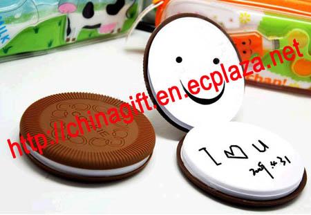 Chocolate Cookie Memo Pad