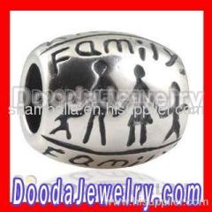 european Family Charms Beads