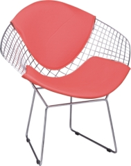 comfortable Eames Wire Chair