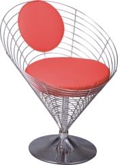 morden design Wire Cone Chair