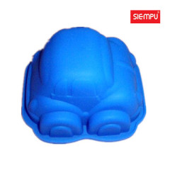 Silicone Car Cake Mould (SP-SB072)