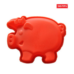 Silicone Piggy Cake Mould (SP-SB073)