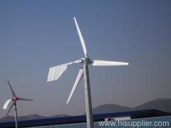Wind Turbine Generator hawt