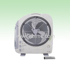 fan with dc/ac