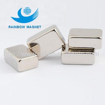permanent neodymium Iron Boron block magnets