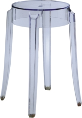 clear Polycarbonate charles Ghost chair
