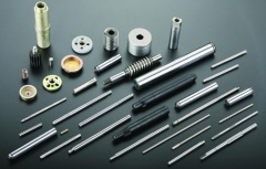 precision electric motor shafts