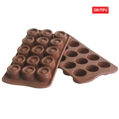 Silicone Round Chocolate Mould (SP-CM002)