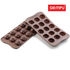 Silicone Rose Chocolate Mould (SP-CM004)