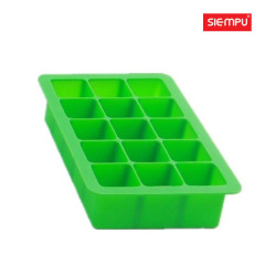 Rectangle Silicone Ice Cube Tray (SP-IT001)