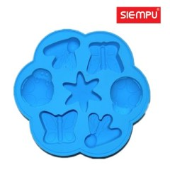 Silicone Insets Ice Cube Tray (SP-IT008)