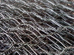 rock fall protection hexagonal wire netting
