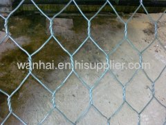 rockfall protection double twist hexagonal wire netting
