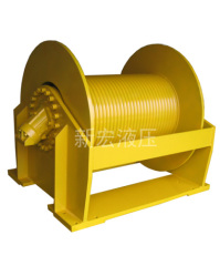 Max full force 150kn planetary speed reducer