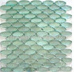 mosaic glass Glass+Stone+Stainless