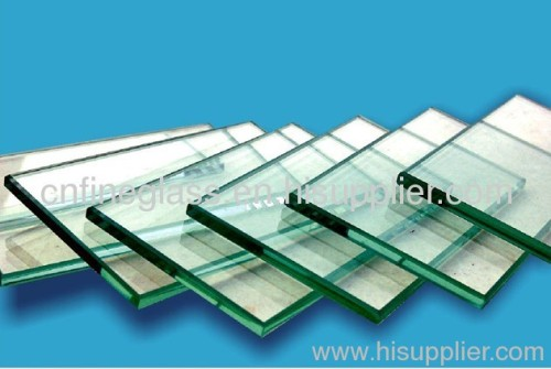 heat impact resistance insulating glass