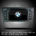 BMW 3series:E90/E91/E92/E93 2005-2011 car dvd player gps bt dvb-t mp3/4 mpeg