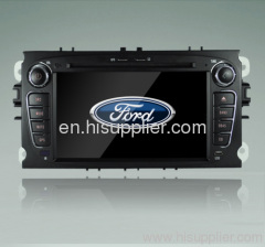 Ford Mondeo and Focus car dvd player dvb-t bt gps mp3 mpeg canbus tv vcd cd usb sd radio am/fm