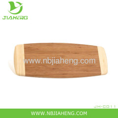 Totally 'GreenLite'' Bamboo Cheese Board