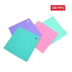 Silicone Square Trivet Mat (SP-MT010)