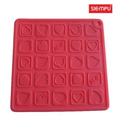 Silicone Square Trivet (SP-MT013)