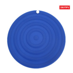 Silicone Round Trivet Cup Mat (SP-MT014)