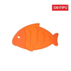 Silicone Fish Trivet (SP-MT018)