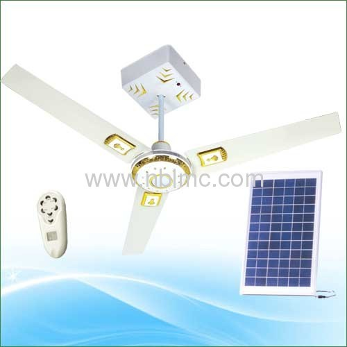 Solar ceiling fan from china manufacturer ningbo laomu coltd solar ceiling fan aloadofball Image collections