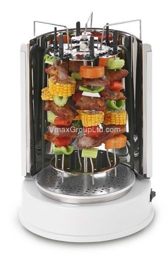 Tabletop Electric Grill