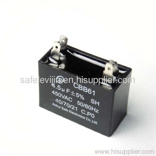 Filter minisize chip film capacitor