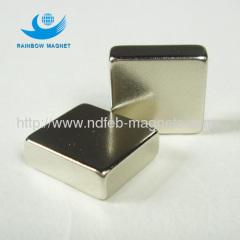 Neodymium Iron Boron square magnet