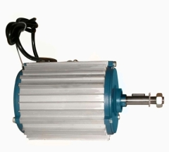 Industrial air conditioner motor