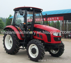 tractor; wheel tractor; farm tractor; agriculture tractor