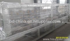 HDPE heat insulation tube extrusion line