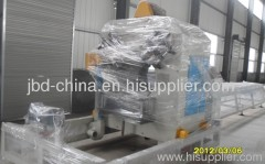 HDPE insulation tube production line