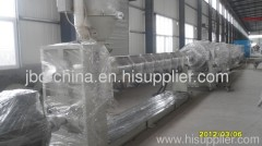 HDPE heat insulation pipe production line